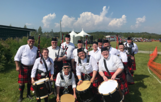 Crow Creek Pipe & Drum