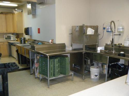 FCC Anchorage kitchen